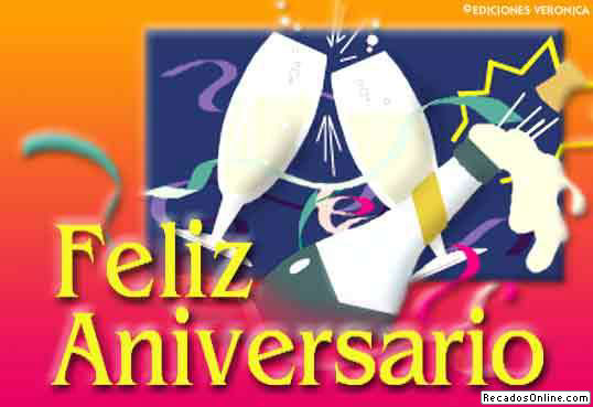Aniversario - Graphics, Graficos e Glitters Para Orkut