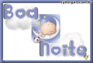 Boa-Noite - Graphics, Graficos e Glitters Para Orkut