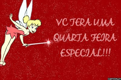 Tinkerbell - Graphics, Graficos e Glitters Para Orkut