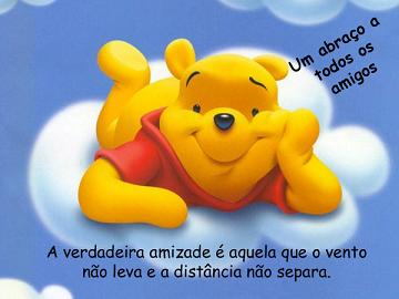 Winnie-the-Pooh - Graphics, Graficos e Glitters Para Orkut